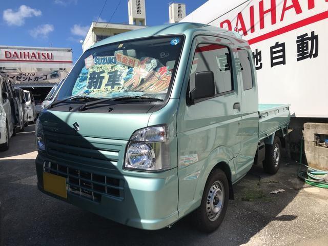 沖縄県の中古車ならスーパーキャリイ L 4WD AT