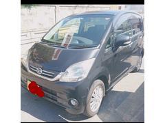 沖縄の中古車 ダイハツ ムーヴ 車両価格 29万円 リ済込 平成22年 7.2万K ブラックM