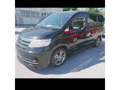 沖縄の中古車 日産 セレナ 車両価格 39万円 リ済込 平成19年 12.3万K ブラックM