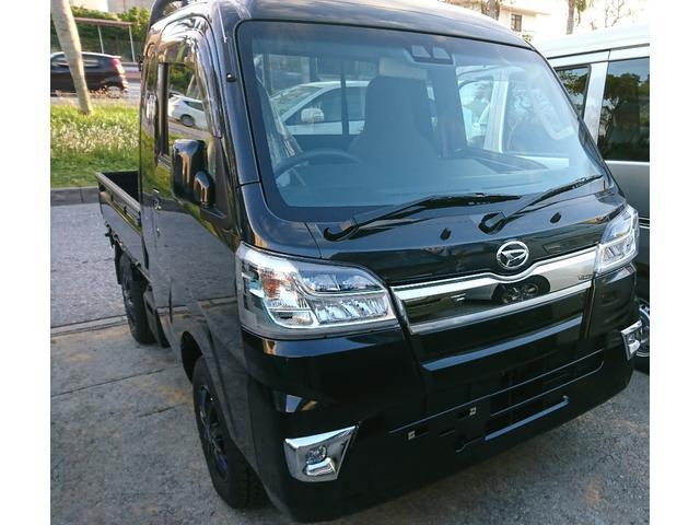 沖縄県の中古車ならハイゼットトラック ジャンボ SAIIIt 4WD