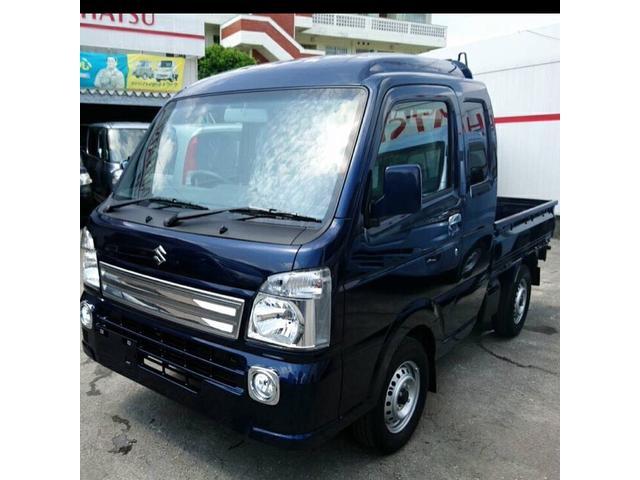 沖縄県うるま市の中古車ならスーパーキャリイ X 4WD デフロック付