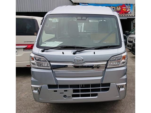 沖縄の中古車 ダイハツ ハイゼットトラック 車両価格 93万円 リ済込 新車  シルバー