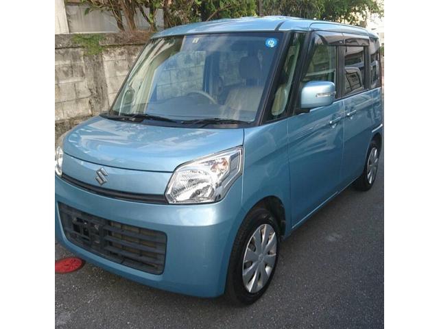 スペーシア:沖縄県中古車の新着情報