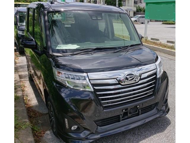 沖縄県うるま市の中古車ならトール カスタムG SAIII