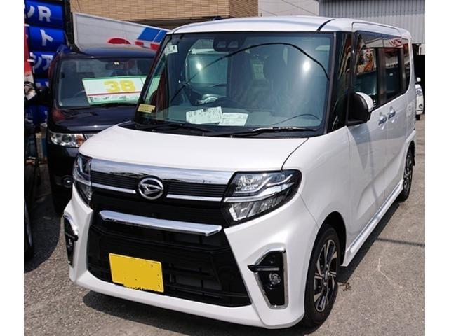 沖縄県うるま市の中古車ならタント カスタムXセレクション