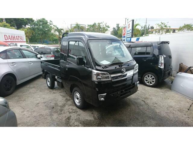 沖縄県の中古車ならハイゼットトラック ジャンボSAIIIt AT♪LEDヘッドライト♪