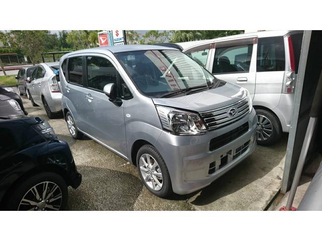 沖縄の中古車 ダイハツ ムーヴ 車両価格 121万円 リ済込 新車  ライトグレーM