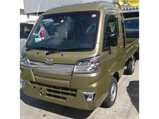 沖縄県の中古車ならハイゼットトラック ジャンボSAIIIt 4WD AT