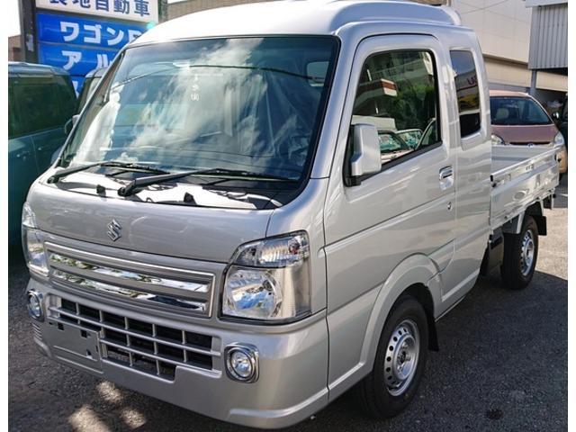 沖縄県の中古車ならキャリイトラック スーパキャリー 4WD