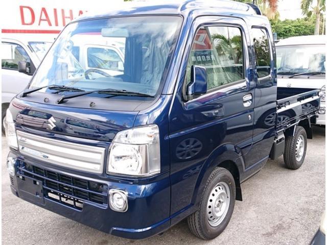 沖縄県うるま市の中古車ならキャリイトラック スーパキャリー4WD