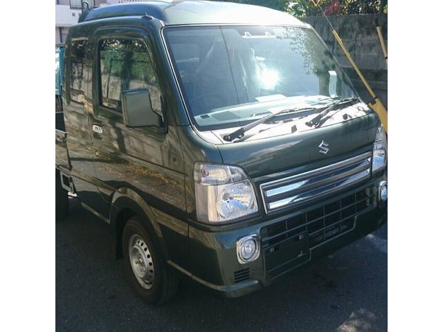 沖縄県うるま市の中古車ならスーパーキャリイ X 新設定セーフティーサポート 新色