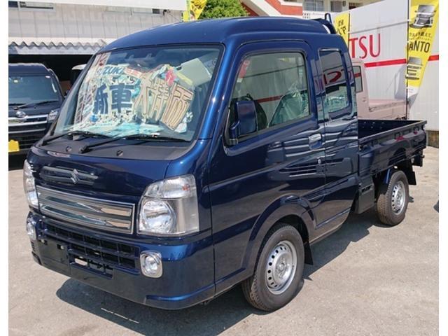 沖縄県うるま市の中古車ならスーパーキャリイ X セーフティサポート