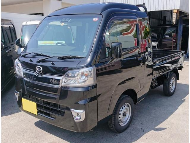 沖縄県の中古車ならハイゼットトラック ジャンボSAIIIt AT