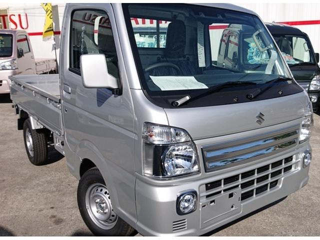 沖縄県の中古車ならキャリイトラック KX セーフティーサポート AT