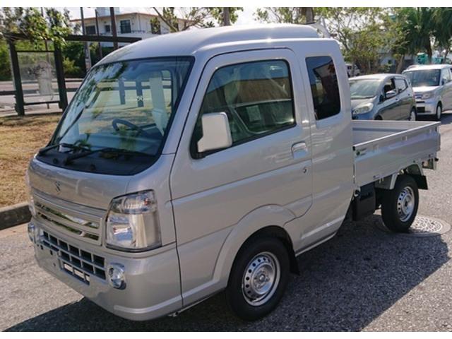 沖縄県の中古車ならスーパーキャリイ X セーフティーサポート AT