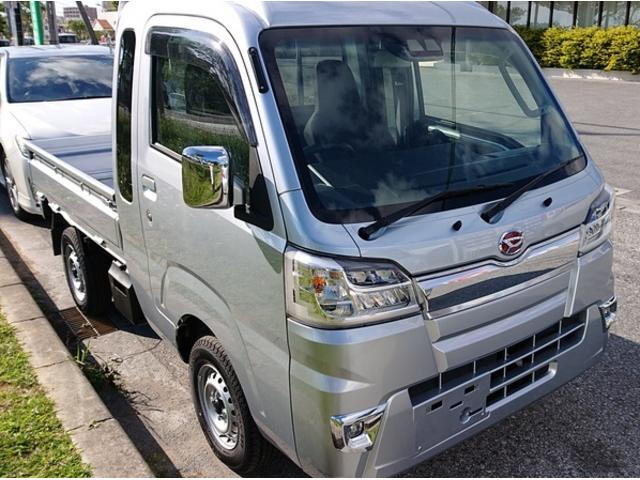 沖縄県の中古車ならハイゼットトラック ジャンボ 4WD AT