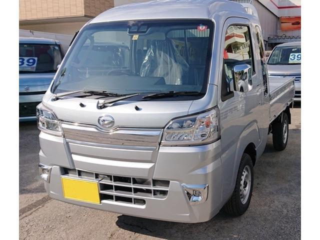 沖縄県の中古車ならハイゼットトラック ジャンボ 4WD ストロング防錆