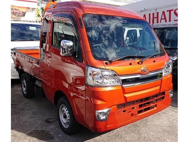 沖縄県うるま市の中古車ならハイゼットトラック ジャンボSAIIIt 4WD AT