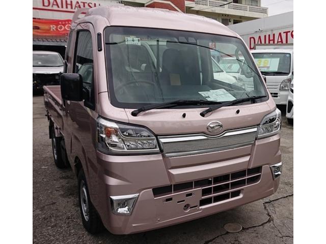 沖縄県うるま市の中古車ならハイゼットトラック ジャンボ sa3t 60歳から64歳迄の方更にお安いキャンペーン中です詳しくはお電話下さい♪