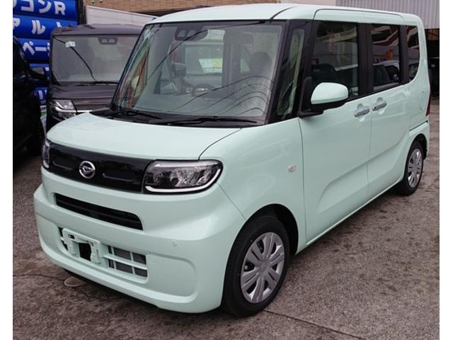 沖縄県うるま市の中古車ならタント Xセレクション