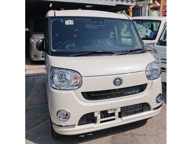 沖縄県うるま市の中古車ならムーヴキャンバス Xブラックインテリアリミテッド SAIII
