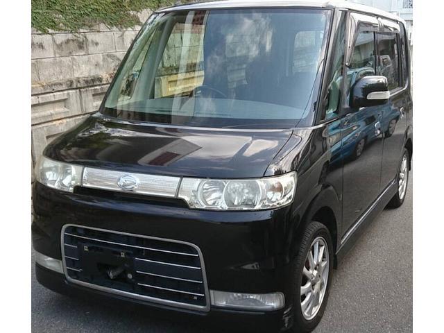 沖縄県うるま市の中古車ならタント カスタムRS
