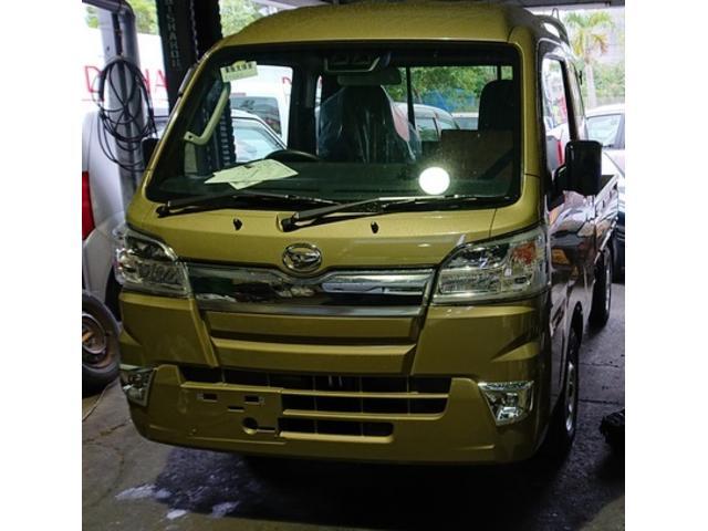 沖縄県の中古車ならハイゼットトラック ジャンボSAIIIt 60歳から64歳迄の方更にお安いキャンペーン中です詳しくはお電話下さい♪
