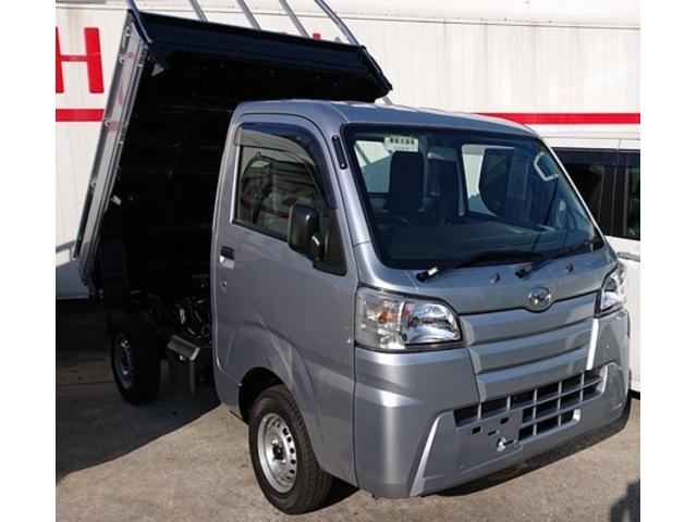 沖縄県うるま市の中古車ならハイゼットトラック ローダンプ