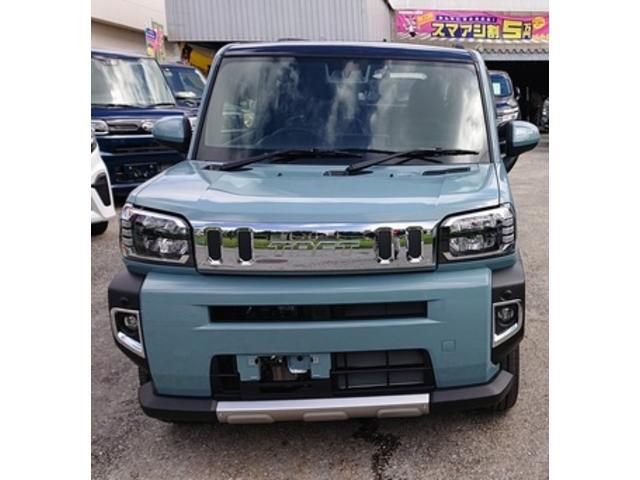 沖縄県の中古車ならタフト Gターボ クロムプラン