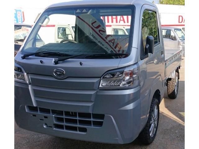 沖縄の中古車 ダイハツ ハイゼットトラック 車両価格 114万円 リ済込 2020(令和2)年 6km シルバー