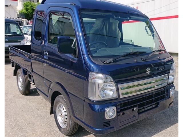 沖縄県の中古車ならスーパーキャリイ X 4WD♪3AT♪格安でアゲトラ作成可能です♪