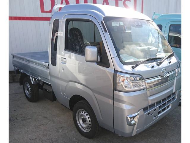 沖縄県うるま市の中古車ならハイゼットトラック ジャンボSAIIIt 4WD♪5MT♪60歳〜64歳の方更にお安くなります♪