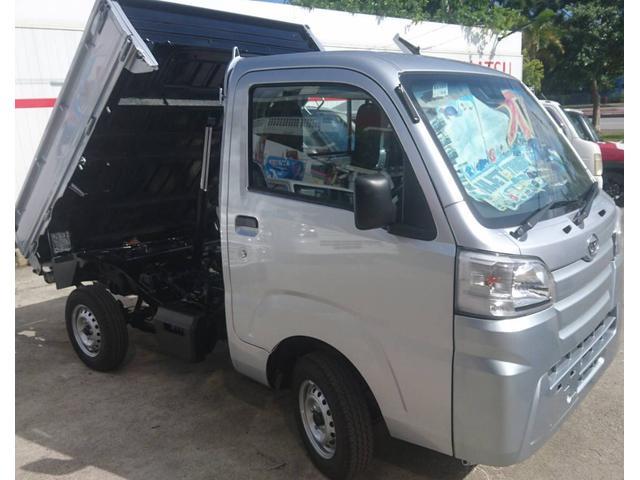 沖縄県の中古車ならハイゼットトラック ローダンプ SA3T♪60歳から64歳迄の方更にお安いキャンペーン中です詳しくはお電話下さい♪