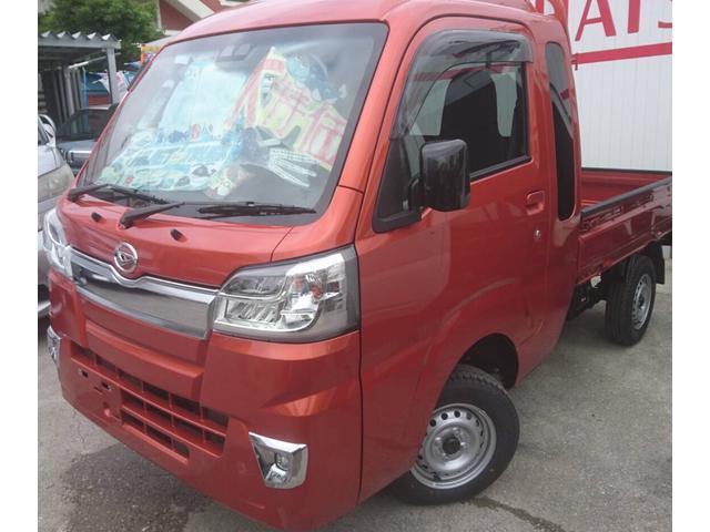 沖縄県うるま市の中古車ならハイゼットトラック  ストロング防錆