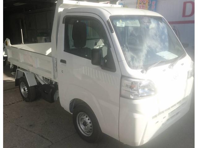 沖縄県うるま市の中古車ならハイゼットトラック 多目的ダンプ SA3t付き キーレス パワーウインドウ付き