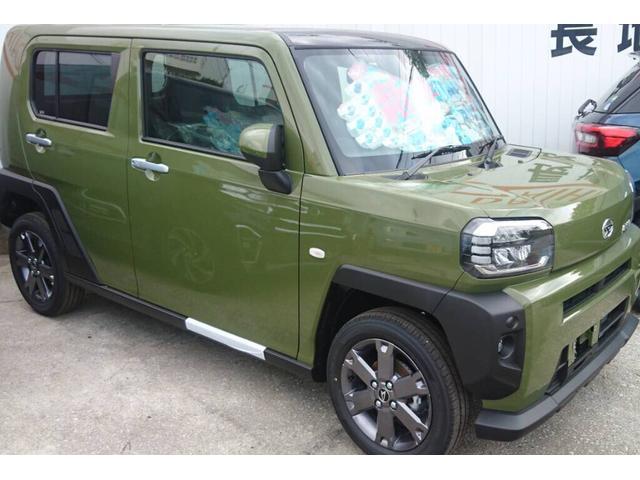 沖縄県うるま市の中古車ならタフト Gターボ