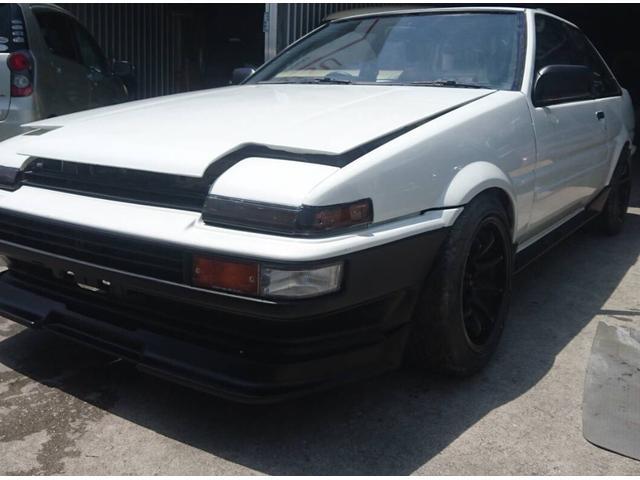 沖縄県の中古車ならスプリンタートレノ GT