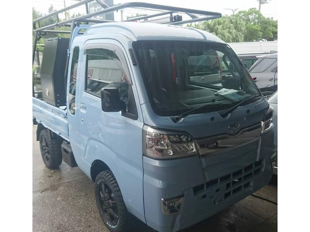 沖縄県の中古車ならハイゼットトラック ジャンボSAIIIt