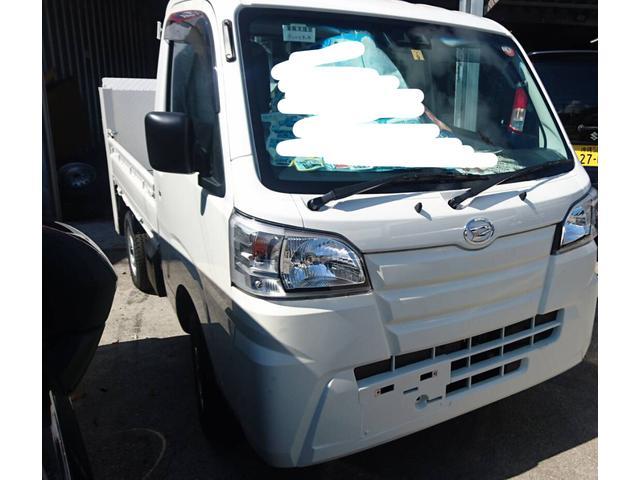 沖縄県の中古車ならハイゼットトラック  垂直パワーゲート
