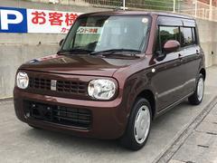 沖縄の中古車 スズキ アルトラパン 車両価格 59万円 リ済込 平成22年 6.1万K ブラウンM
