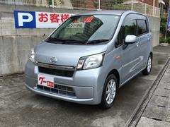 沖縄の中古車 ダイハツ ムーヴ 車両価格 69万円 リ済込 平成25年 4.5万K シルバー