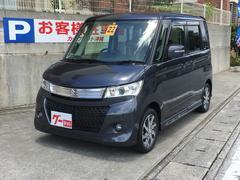 沖縄の中古車 スズキ パレットSW 車両価格 63万円 リ済込 平成22年 8.7万K グレーM