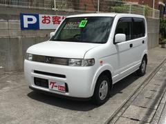 沖縄の中古車 ホンダ ザッツ 車両価格 28万円 リ済込 平成18年 9.0万K ホワイト