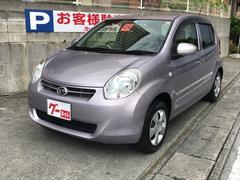 沖縄の中古車 ダイハツ ブーン 車両価格 47万円 リ済込 平成24年 3.3万K ライトパープル