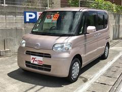 沖縄の中古車 ダイハツ タント 車両価格 49万円 リ済込 平成22年 9.4万K ピンクM
