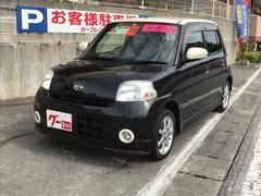 沖縄の中古車 ダイハツ エッセ 車両価格 17万円 リ済込 平成19年 17.0万K ブラックII