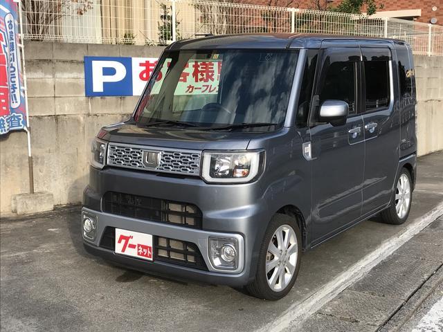 沖縄の中古車 ダイハツ ウェイク 車両価格 137万円 リ済込 2014(平成26)年 3.9万km グレーM