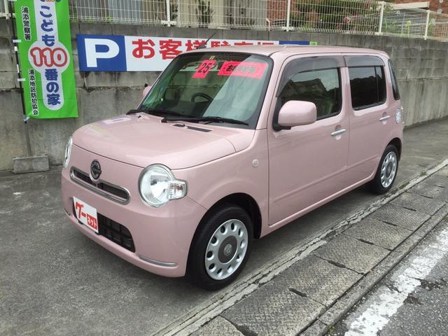 沖縄県浦添市の中古車ならミラココア ココアX スマートキー ベンチシート アイドリングストップ