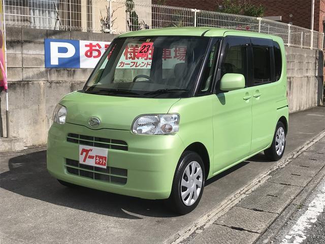 沖縄県浦添市の中古車ならタント Xスペシャル スマートキー ベンチシート 左側スライドドア ABS 純正CDオーディオ 盗難防止装置