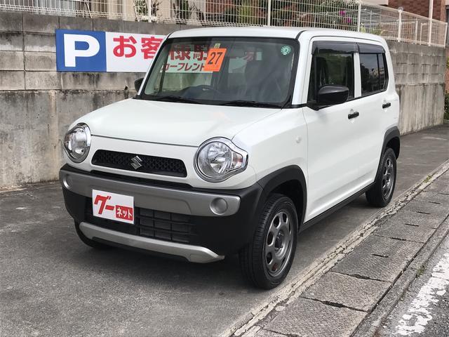 沖縄県の中古車ならハスラー A キーレス CD AUX ETC 盗難防止装置